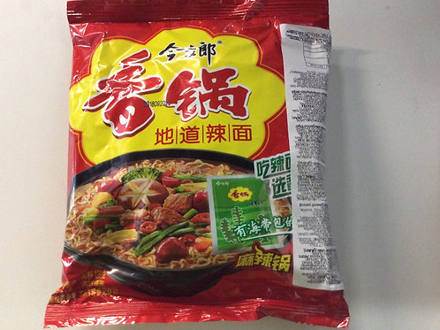 Instant Noodles - Spicy Beef Flavour - Hotpot - 120g