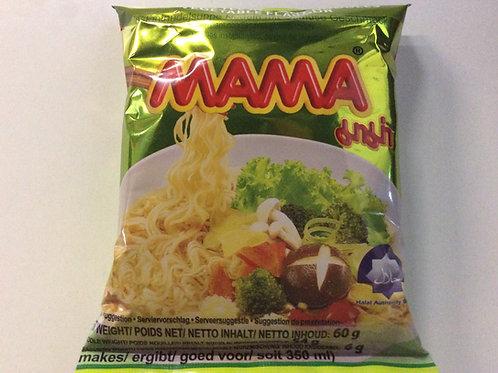 Instant Noodles - Vegetable Flavour - Mama - 60g