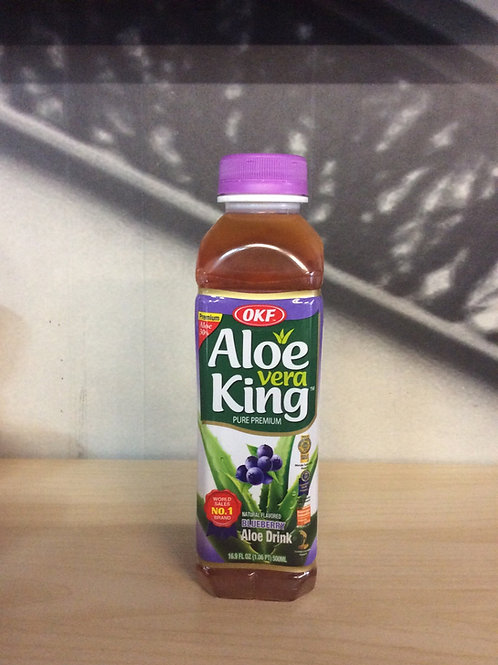 Aloe Vera Drink Blueberry 500ml