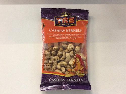 Cashew Kernels 100g