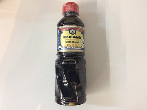 Soja saus - Kikkoman 0.5l