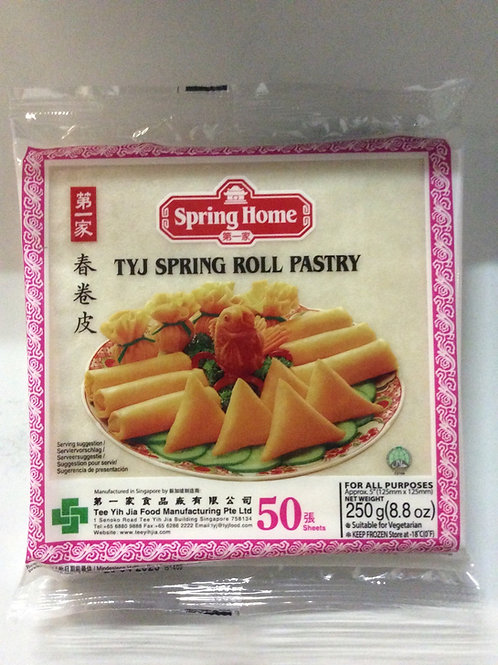 Spring Roll Pastry 250g