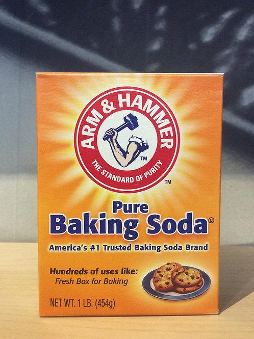 Pure Baking Soda 454g