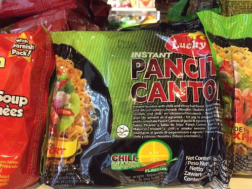 Pancit Canton Chili-Calamansi - Lucky Me 60g