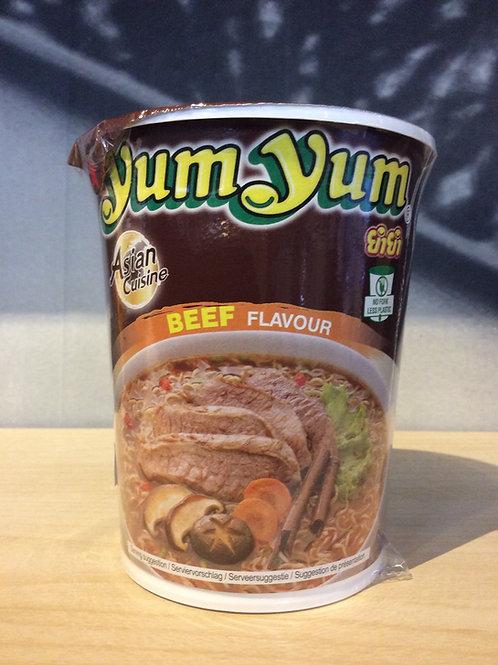 Yum Yum Beef Flavor 70g