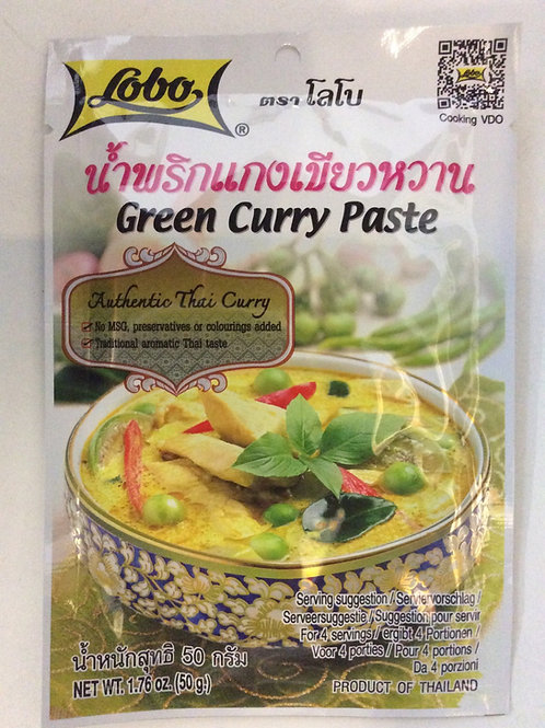 Green Curry Paste 50g
