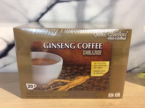 Ginseng Koffie 400g met suiker