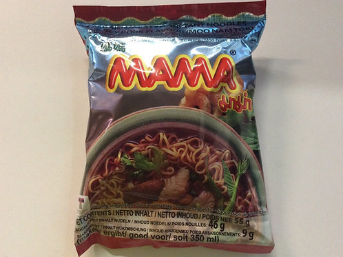 Instant Noodles - Spicy Pork Flavour - Mama - 55g