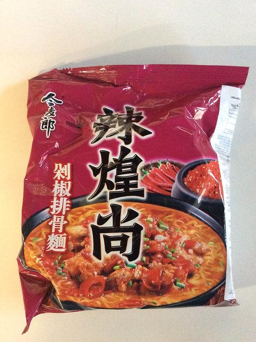 JMC Spicy Pork Flavor Instant Noodles 117g
