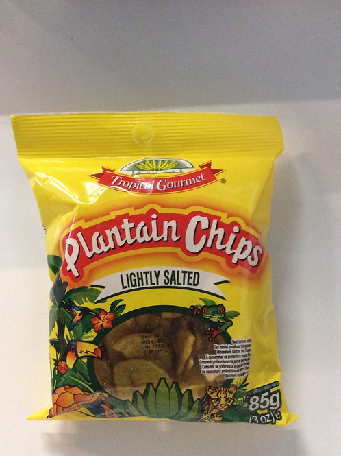 Plantain Chips 85g