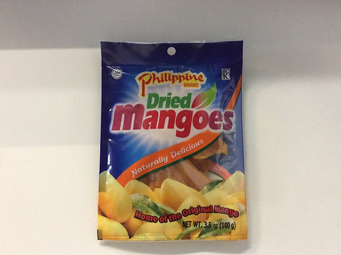 Dried Mangoes 100g