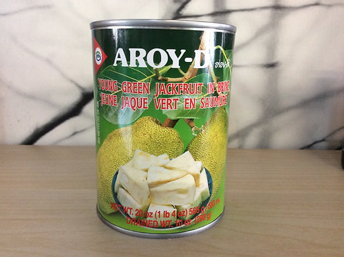Jonge Groene Jackfruit - 565g