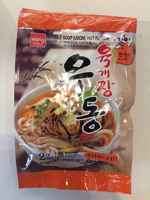 Udon in Pack 430g