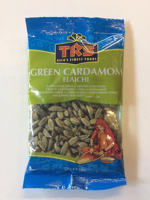 Green Cardamom Elaichi 50g