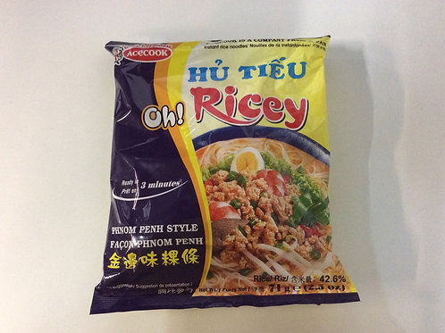 Instant Rice Noodles - Oh Ricey - 71g