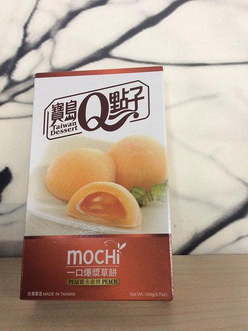 Mochi Peach 104g
