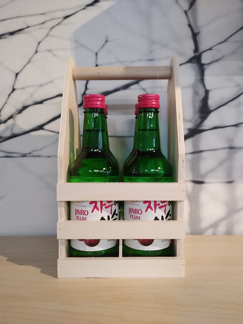 Pruim Wijn Jinro (Koreaanse Dranken)
