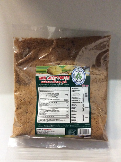 White Jaggery Powder 500g