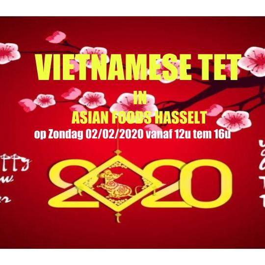 Vietnamese Tet 2020