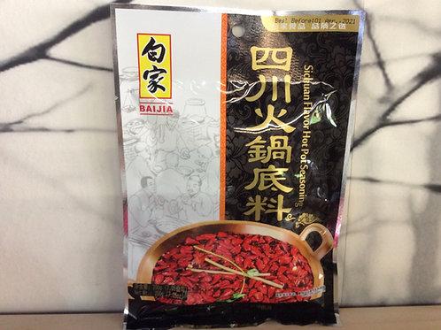 Sichuan Hot Pot seasoning - 200g