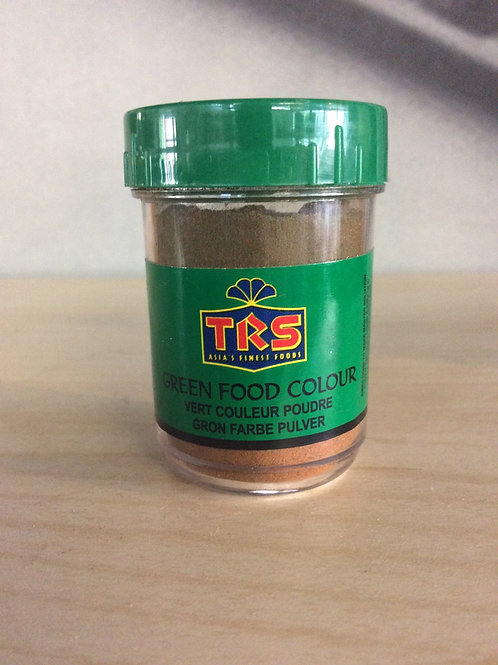 Green Food Color 25g