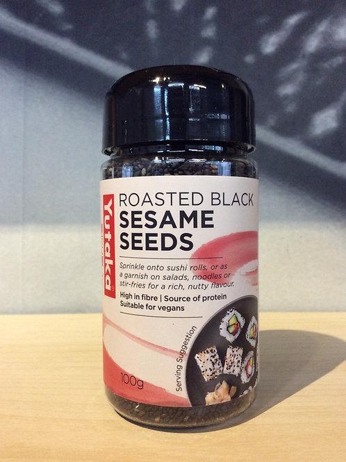 Roasted Black Seasame Seeds 100g
