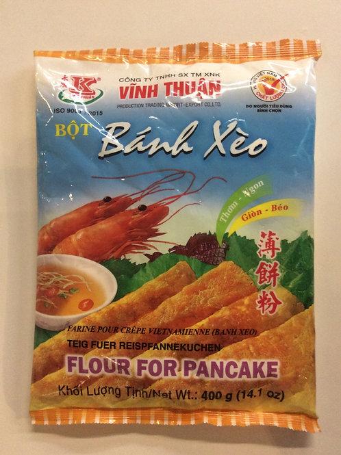Flour for Pancake 400g