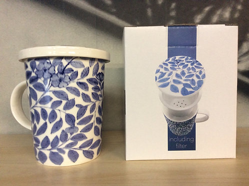 Royal Tea Cup Porcelain with filter