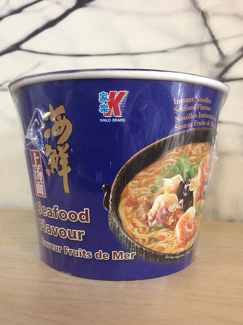 Kailo Instant Bowl Noodles - Seafood Flavour 120 gram