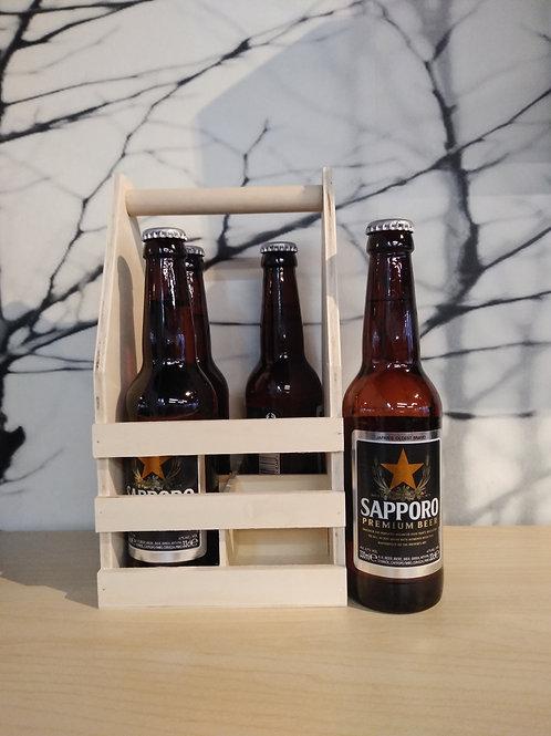 Sapporo bier (Japanse dranken)