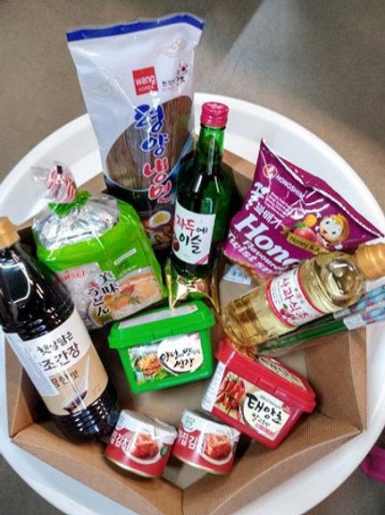 "Combo ""Miso Udon & Buckwheat Noedels"" (Koreaanse Cuisine)"
