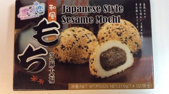Sesame Mochi_Yuki_210g
