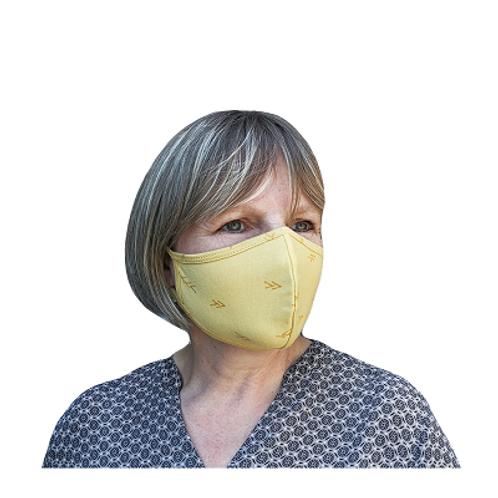 Herbruikbaar 2-laag mondmasker