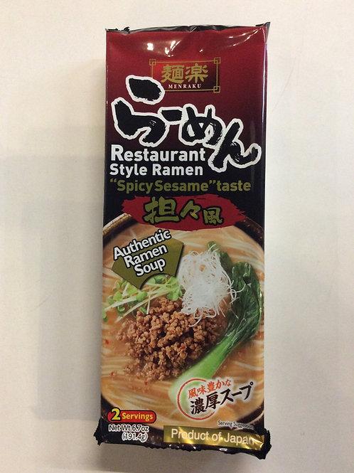 Restaurant Style Ramen Spicy Sesame Taste 191.4g
