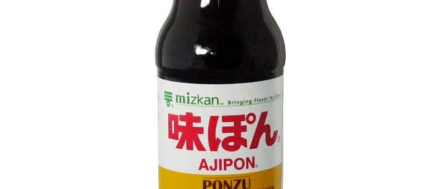 Ajipon Citrus Seasoned Soy Sauce_Mizkan_