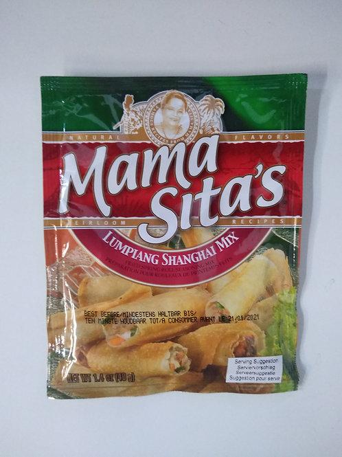Seasoning mix voor Loempia's - Mama Sita's - 40g