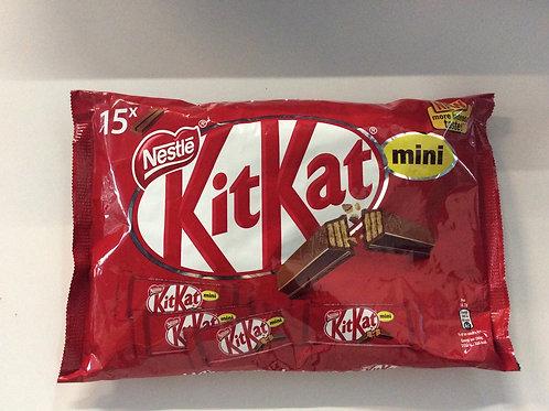 KitKat mini x 15 250g