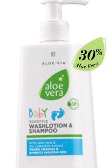 Wash Lotion & Shampoo 250ml