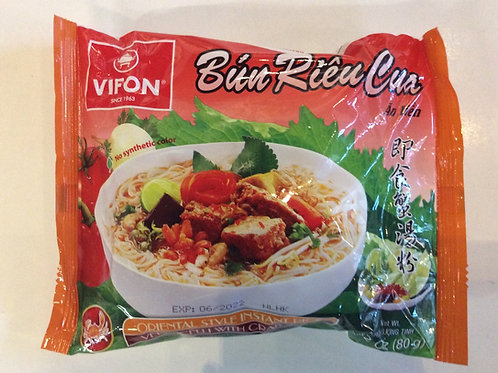 Vermicelli with Crab Soup 80g