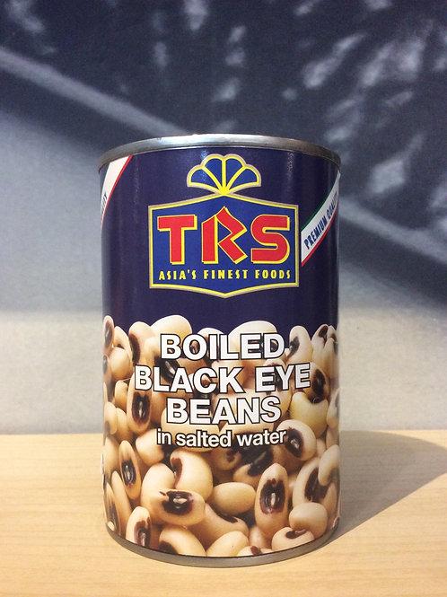 Boiled Black Eye Beans in Salted Water 400g