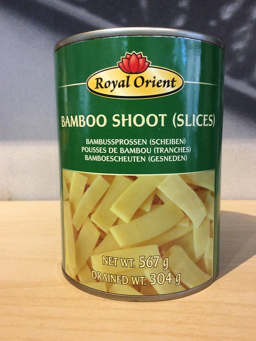 Bamboo Shoot (Slices) 567g