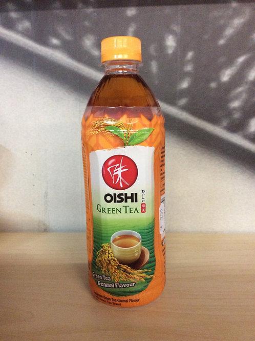 Green Tea Genmai Flavor 500ml