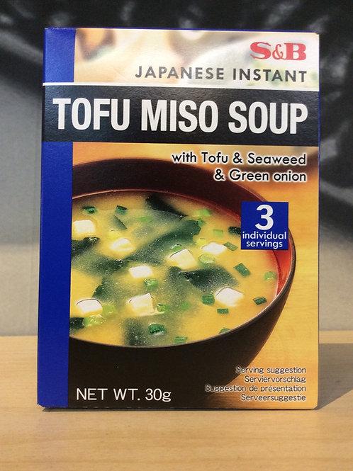 Tofu Miso Soup 30g