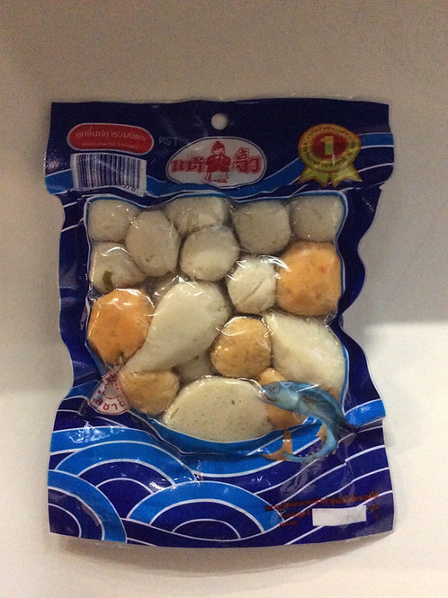 Mixed Seafood Balls 200g