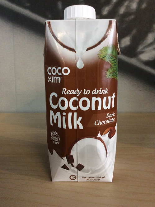 Coconut Milk Dark Chocolate 330ml