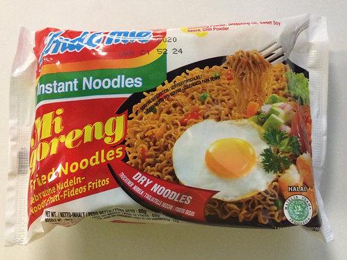 Instant Noodles - Mi goreng - Indo Mie - 80g