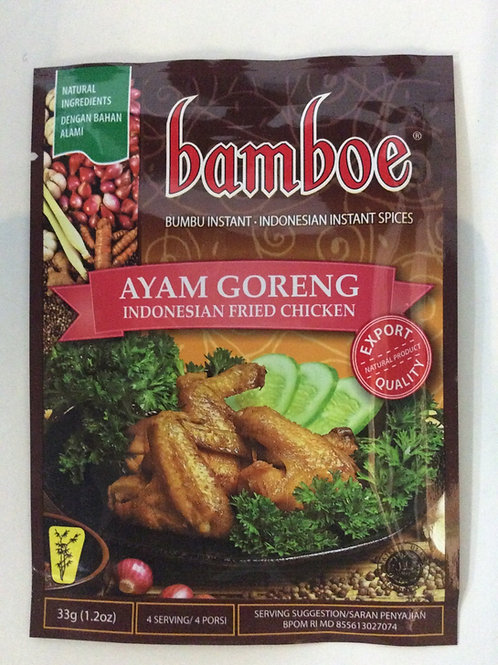 Indonesian Fried Chicken Spices 33g