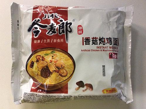 Instant Noodles - Artificial Chicken & Mushroom Flavour - JML - 109g