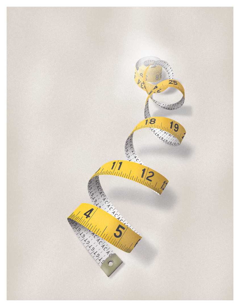 STR Tailor's Tape-Measure