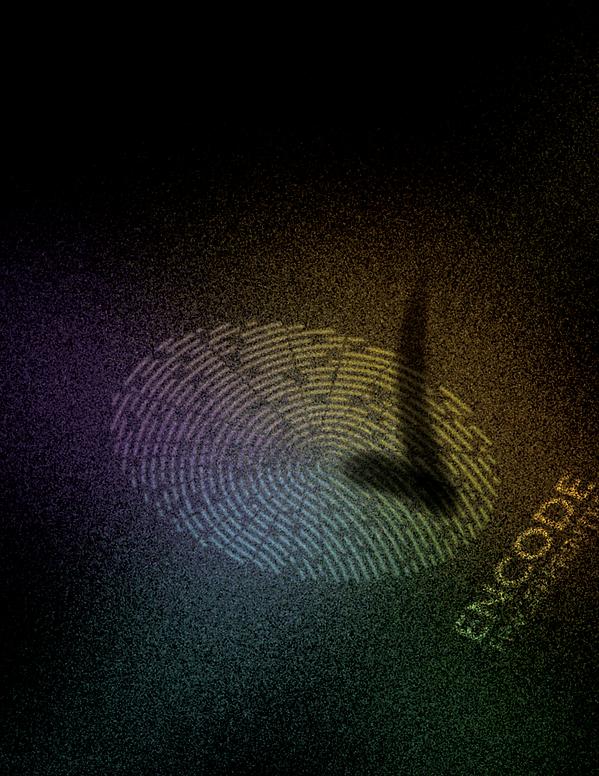ENCODE Fingerprinted powder.tif